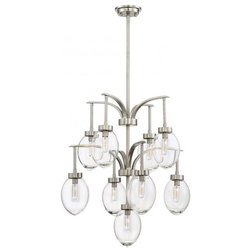 Nice Transitional Chandeliers by Lighting New York