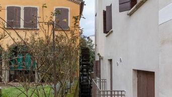 IMPRESA EDILE BUILDING E IL RESTAURO DEL CONDOMINIO PONTE SAN FRANCESCO