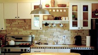 Grey Forest kitchen remodel