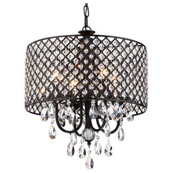 Contemporary Chandeliers by Edvivi LLC