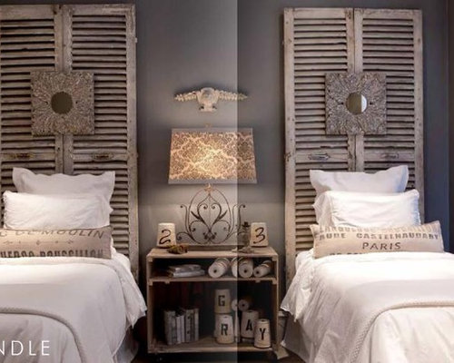 2459 shutter headboard home design photos - Shutter Designs Ideas