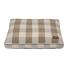 Pillow Bed, Puddy Buffalo Check, Large Rectangle