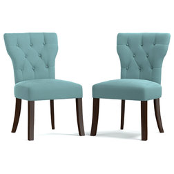 Contemporary Dining Chairs by Handy Living
