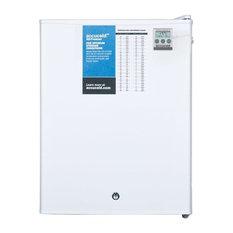 Summit FS30LPLUS2 Wire Shelving Compact Freezer