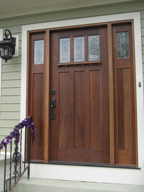 mission style front doorEntry Doors  Front Doors