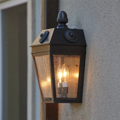 Exterior Lighting For A French Provincial Beach House Outdoor Wall Lights And Sconces