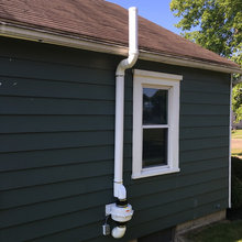 Out Radon Exterior Designs & Installed Radon Mitigation Systems