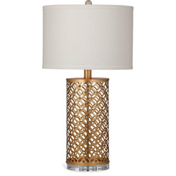 Mediterranean Table Lamps by RugMethod