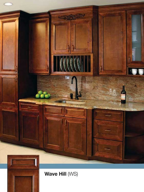 Wave Hill Kitchen & Bathroom Cabinets | Kitchen Cabinet Kings