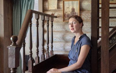 В гостях: Дом в Домодедове для семьи архитектора