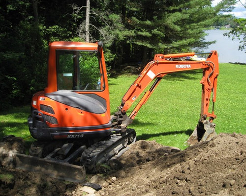 sand filtered septic system