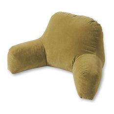 Hyatt Bed Rest Pillow, Moss