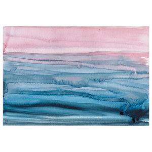 """Sea View"" Canvas Print, 120x80 Cm"