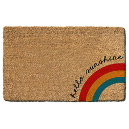 Contemporary Doormats by Coastal Casita