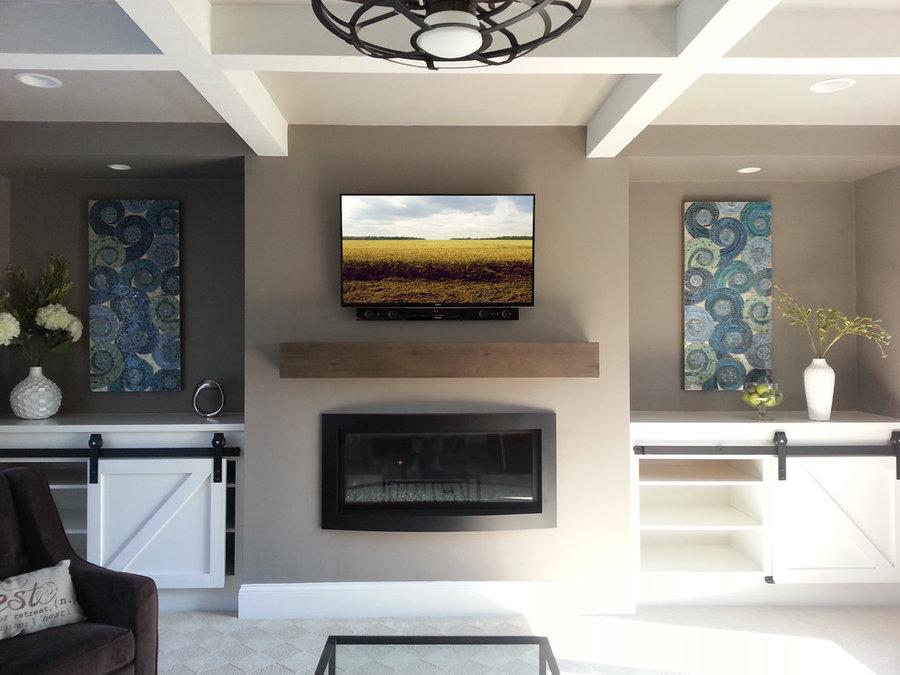 Television and Soundbar Installation