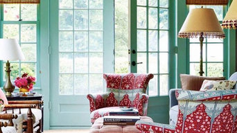 Colorful Upholstery