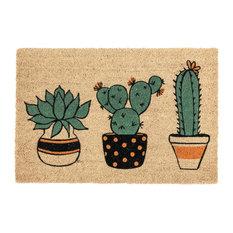 "Arizona 24""x36"" Coir Doormat by Kosas Home"