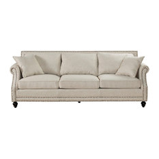 Sofas & Couches with Nailhead Trim | Houzz