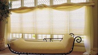 Window Treatments Sample Gallery