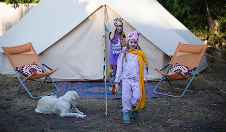 How to Do a Family Camping Trip Without Getting in the Car