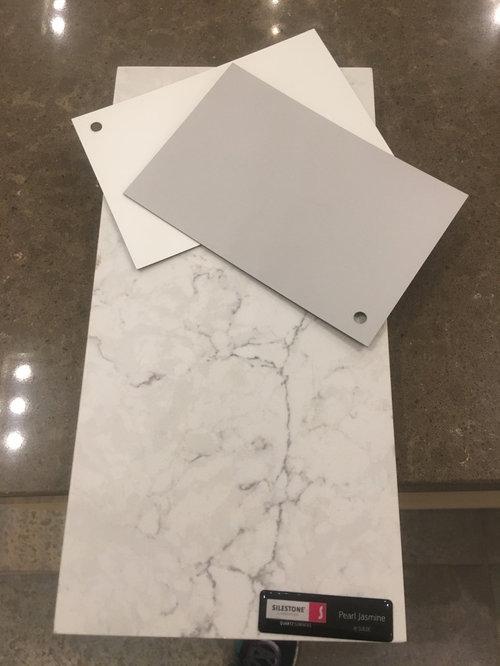 Help With Quartz Countertops