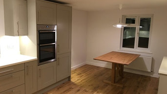 Second Nature - Milbourne Stone + Wharf Select Worktop, Binstead, Hampshire
