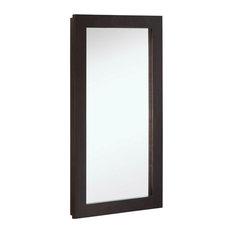Delta 29 Inch Adjustable Wall Bar Medicine Cabinets | Houzz