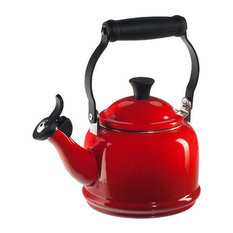 Le Creuset 1.25-Quart, Demi Kettle, Cherry