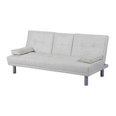 Cruise Sofa Bed, White