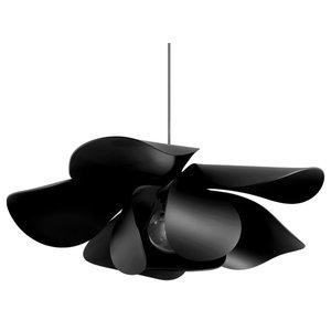 Bloom Pendant Lamp, Black