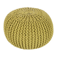 Surya MLPF-001 Indoor Pouf from the Malmo collection