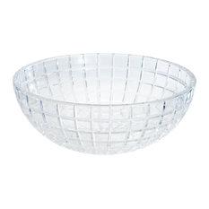 De Medici Luxor Crystal Round Modern Sink