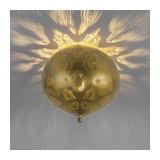 Oriental Ceiling Lamp Gold - Zayn