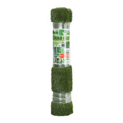 EasyTurf, Inc. - Grab and Go Pre-Cut Landscape Turf, 3'x5' - Gardening And Lawn Care