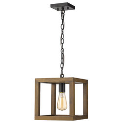 Industrial Pendant Lighting by OVE Decors