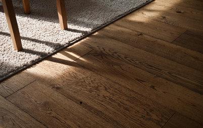 Ob Parkett oder Dielen: Holzböden richtig reinigen und pflegen