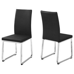 Contemporary Dining Chairs by Monarch Specialties