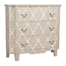 Elk Home Devon - 52-inch 3-Drawer Chest Cottage Road Finish