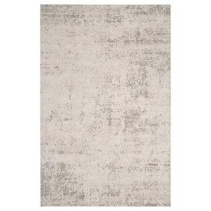 Safavieh Princeton Collection PRN716 Rug, Beige/Grey, 8' X 10'