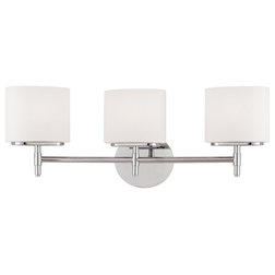 Transitional Bathroom Vanity Lighting by ShopFreely
