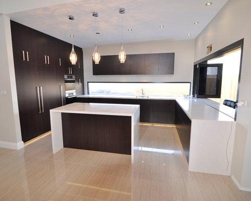 Modern hobart kitchen design ideas renovations photos for Kitchen designs hobart