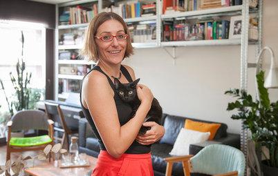 Houzz TV: Una casa en Barcelona llena de pedacitos de Italia
