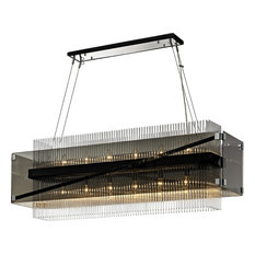 Troy Lighting Apollo 12 Light Chandelier F5908