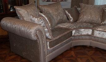 Новая обивка коллекция Rich на угловую мягкую мебель