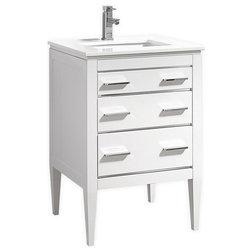 Beautiful Bathroom Vanities And Sink Consoles by Kubebath