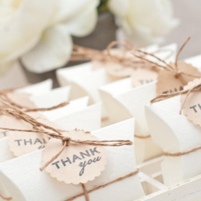 Mariage et ses cadeaux de remerciements aux invités