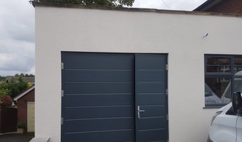 Insulated Side Hinged Door