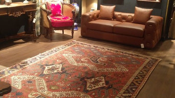 The Caucasian Dragon Kilim
