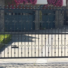 Villa Ornamental Iron Santa Ana Ca Us 92705