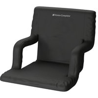 Stadium Seat Chair Cushion With Armrests by Home-Complete, 1 Chair